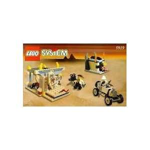 LEGO Adventurers Egyptian (3722) Toys & Games