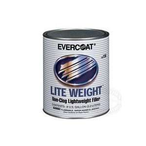 Evercoat Marine Lite Weight Body Filler 100157 Quart