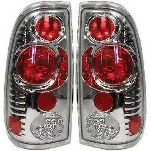 F450 SUPER DUTY PICKUP f 450 ALTEZZA CRYSTAL CLEAR TAIL LIGHT TRUCK