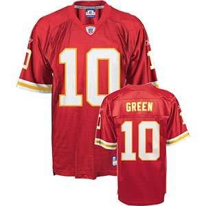 Trent Green #10 Kansas City Chiefs NFL Replica Player