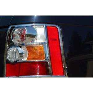 Range Rover Sport 2003 08 Chrome Tail Light Covers