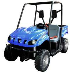 Yamaha Rhino 12 volt Blue Childrens Ride on