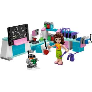LEGO Friends Olivias Invention Workshop Building Blocks & Sets