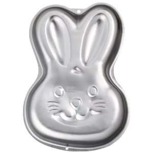 Party By Wilton Step by Step Easter Bunny Cake Pan