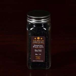 Spice Lab   Sea Salt   Hawaiian Black Lava (Course)