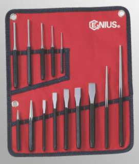 Genius Tools 771 pc Master Set Roller / Side Cabinet & Top Chest Box