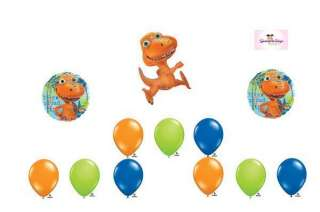 BUDDY Dinosaur Train Happy Birthday Party Balloon Set