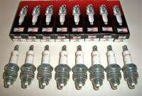 SPARK PLUGS 361 383 400 440 V8 MOPAR CHRYSLER DODGE PLYMOUTH