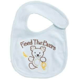 The Bears Organic Baby Bibs, Newborn/Infant/Baby Boy Funkoos Baby