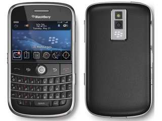 New BlackBerry Bold 9000 GSM Unlocked Smartphone Camera Qwerty World