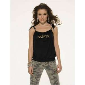New Orleans Saints Womens Modal Spaghetti Strap Top   by