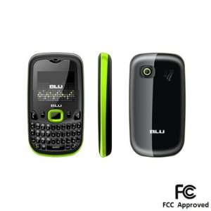 Samba Mini   Green by BLU 2G Quad Band GSM/GPRS Phone Electronics