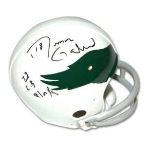 Roman Gabriel Autographed Philadelphia Eagles Throwback
