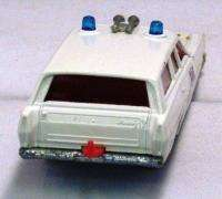 Matchbox Mint In Box Lesney King Size Mercury Police Car #K 23 TY 014