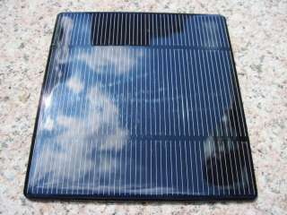 5V 450mA 2.3W Solar Power Panel Cell Charger iPhone MP4