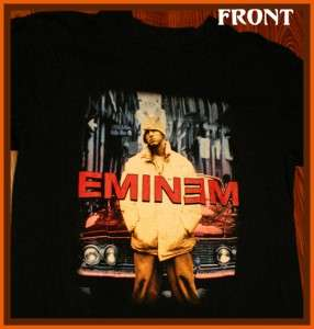 Eminem Marshall Mathers Rap Hip Hop T Shirt XL