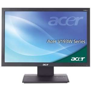 Acer V193WLAObmd 48,3cm (19 Zoll) LED Backlight Monitor (VGA, DVI, 5ms
