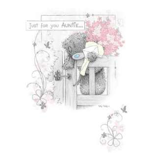 ME TO YOU HAPPY BIRTHDAY GRAN TATTY TEDDY BEAR BIRTHDAY CARD NEW