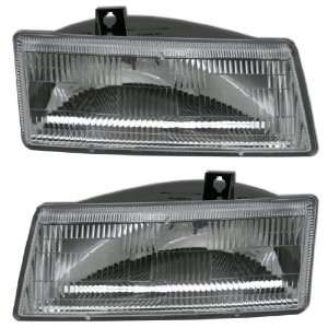 COUNTRY / DODGE CARAVAN / MERCURY VOYAGER OEM HEADLIGHTS Automotive