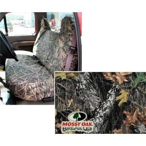 Camo Seat Cover Leather   Ford   HATL18501 NBU Sports