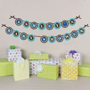 Sea Critters   Personalized Baby Shower Garland Banner Toys & Games