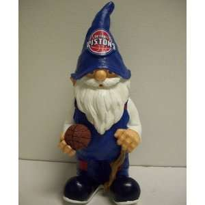 Detroit Pistons NBA Garden Gnome (Quantity of 1)  Sports