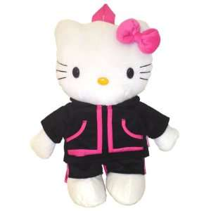 Hello Kitty Plush Backpack Toys & Games