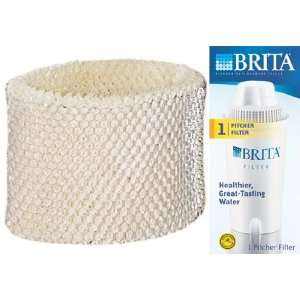 HWF80 Holmes Humidifier Replacement Filter w/Brita Pitcher Filter