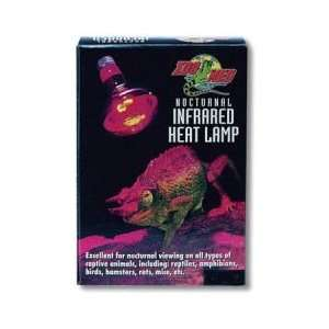 Zoo Med Laboratories Nocturnal Infrared Heat Lamp 150 Watts   RS 150