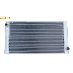 2007 2010 MINI COOPER S COUPE NEW BEHR RADIATOR (MANUAL