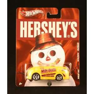 Hersheys Hot Wheels 2011 Nostalgia Series 164 Scale Die Cast Vehicle