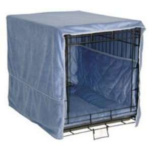 Pet Products 17500 Extra Small Plush Crate Cover   Blue