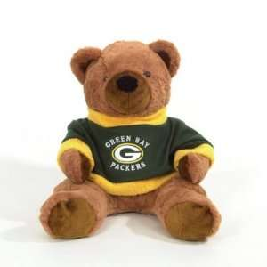 Green Bay Packers 20 Plush NFL Football Team Bear (Stuffed Animal