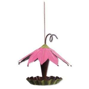 Rainbow Garden Daisy Hanging Bird Feeder Patio, Lawn