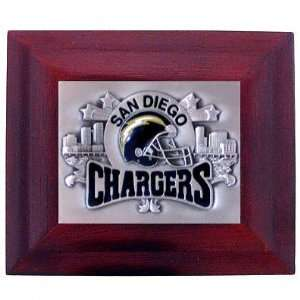 San Diego Chargers NFL Collectors Box