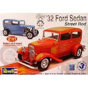 1932 Ford Sedan Street Rod 2n1 Special Edition Revell