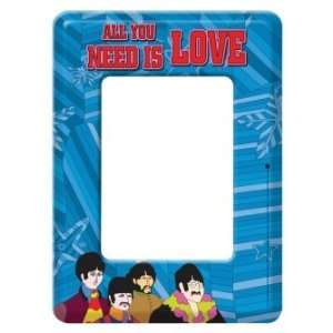 The Beatles Yellow Submarine Mini Magnetic Frame