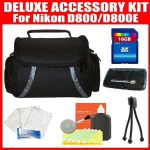 Reader + Deluxe Carrying Case + Mini Tripod + Clear LCD Screen
