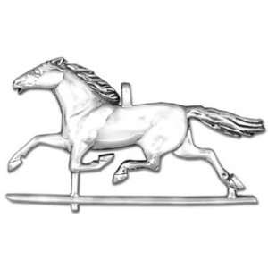 Horse Weathervane Ornament