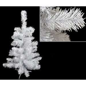 White Canadian Pine Artificial Christmas Tree   Unlit