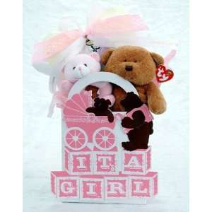 Its A Boy/Its A Girl Gift Box Baby