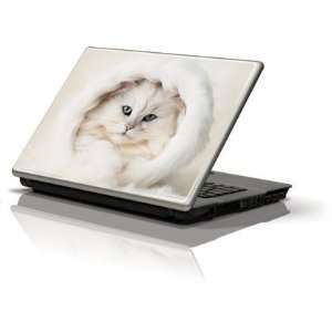 White Persian Cat skin for Dell Inspiron M5030