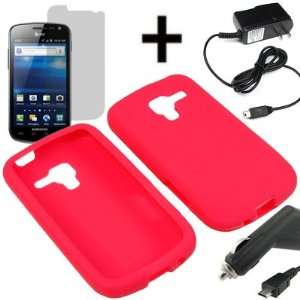 BC Silicone Sleeve Gel Cover Skin Case for AT&T Samsung