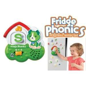 Leapfrog Fridge Phonics Magnetic Alphabet Set Toys & Games