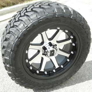 20 XD ADDICT WHEELS TOYO OPEN COUNTRY MT CHEVY SILVERADO GMC SIERRA