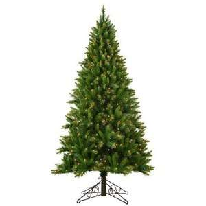 ft. Overland Pine Medium Pre lit Christmas Tree Christmas Decor