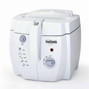 NEW Cool Daddy Deep Fryer (Kitchen & Housewares) Office