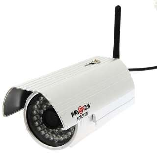 Security IP Camera Wireless WIFI Waterproof Alarm CMOS LED Night