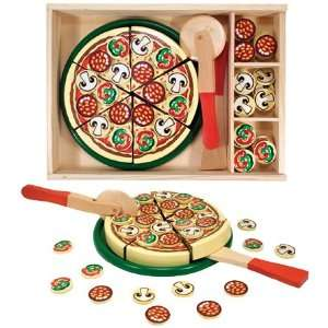 Play Food Toys  Pizza Party Play Food Toys & Games