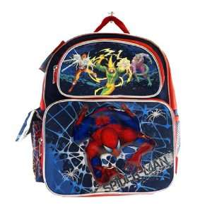 SpiderMan Small Backpack   Spider Man Small School Bag